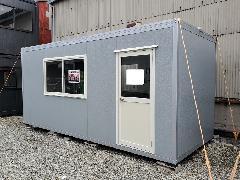 P-3型ユニットハウス アウトレット展示処分品
