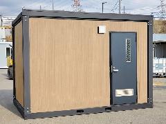 L-UB-36型浴室ハウス ラッピング仕様
