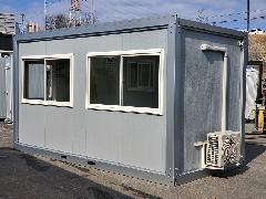 AL-45型 エアコン付きユニットハウス