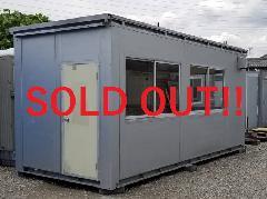 中古ユニットハウス 5400×2400