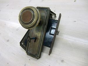アンティークドアノブブラス ADB-05