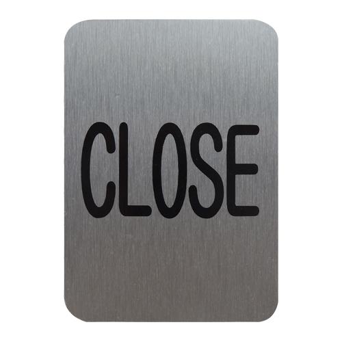 サインプレート CLOSE (小)