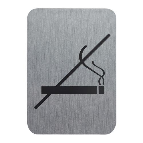 サインプレート NO SMOKING (小)