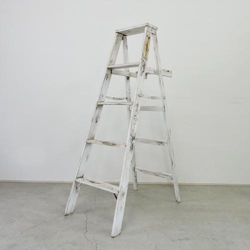 4ステップ エイジングラダー(SP)ホワイト