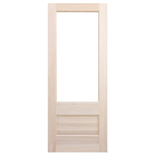 ヘム材ガラス仕様建具B(762)