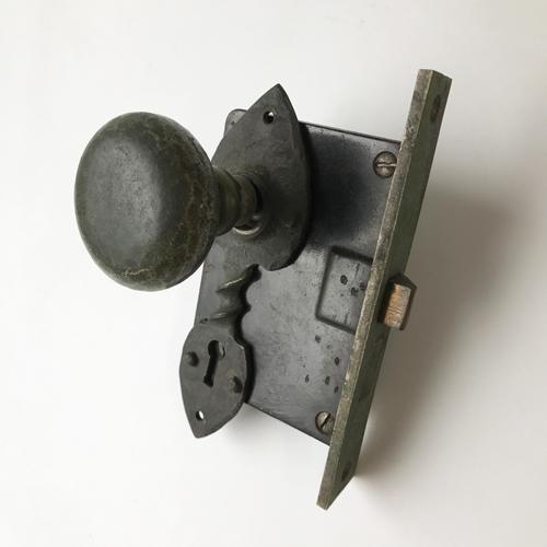 アンティークドアノブ ピューター ADP-13