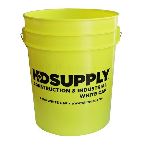 プラスチックバケツ HD SUPPLY -限定品-