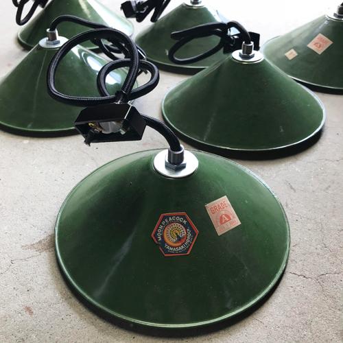 アンティークランプシェード S(CORN GREEN) -限定品-