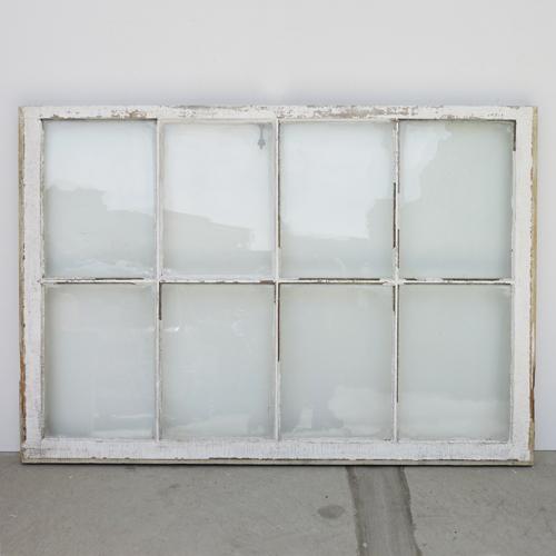 アンティークガラスウィンドウ GWR-B3 W1217×H846×T47
