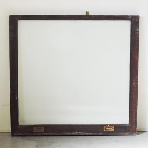 アンティークガラスウィンドウ GWR-A67 W915×H858×T36
