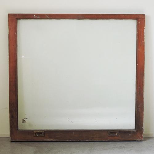 アンティークガラスウィンドウ GWR-A68 W915×H858×T36