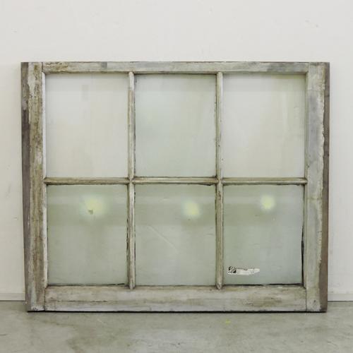 アンティークガラスウィンドウ GWR-B38 W727×H593×T28
