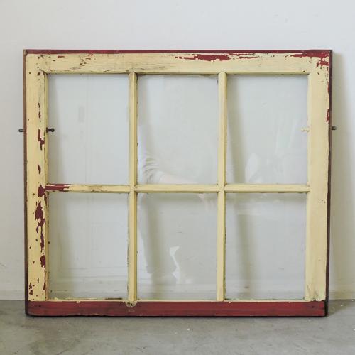 アンティークガラスウィンドウ GWR-B67 W708×H614×T35