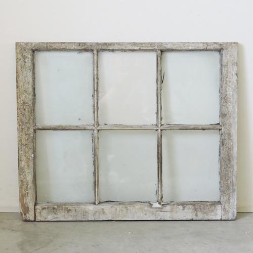アンティークガラスウィンドウ GWR-A83 W727×H593×T28
