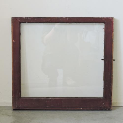 アンティークガラスウィンドウ GWR-A85 W604×H553×T35