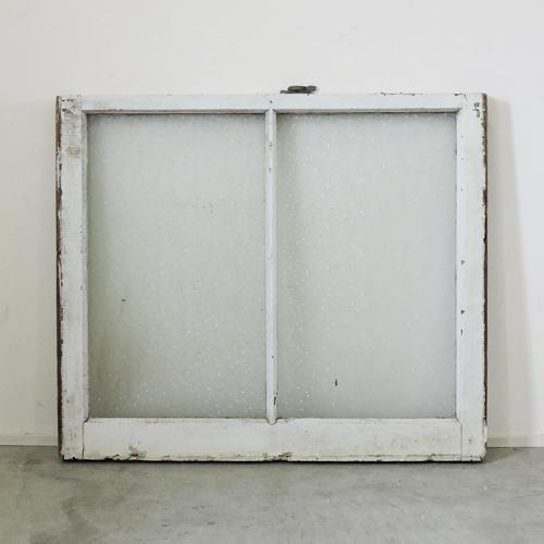 アンティークガラスウィンドウ(型板ガラス) GWR-B17 W819×H711×T35