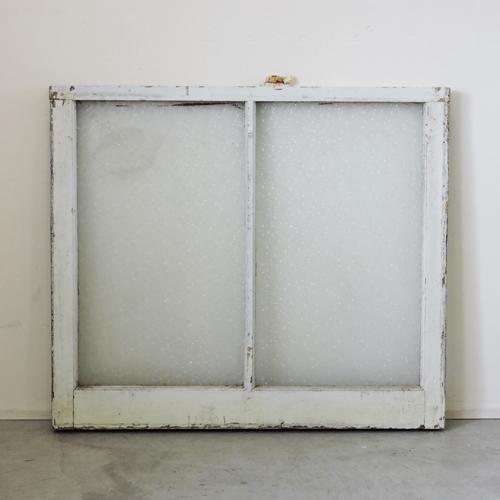 アンティークガラスウィンドウ(型板ガラス) GWR-B18 W813×H715×T35