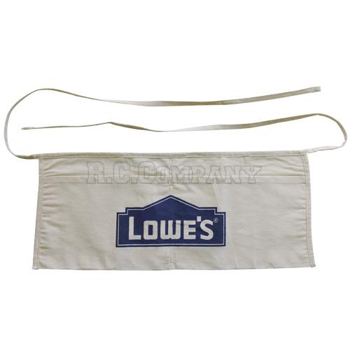 ワークエプロン 2ポケット LOWE'S