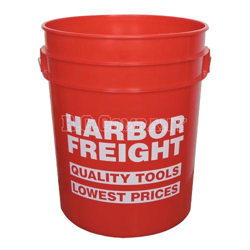 プラスチックバケツ HARBOR FREIGHT TOOLS