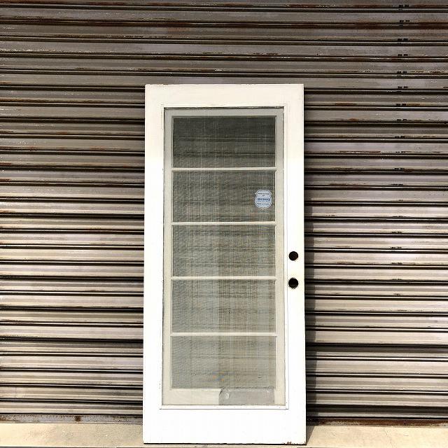 【GDR-A30】アンティークガラスドア W904×H2022×T50