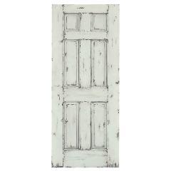 エイジングドア 6パネル(813)ホワイト -即納品-