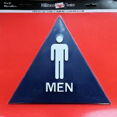 サインプレート MEN