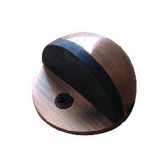 床取付用ドアストッパー ステンレスブラウン HAFELE社 -限定品-