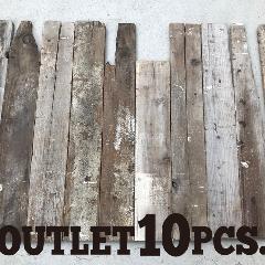 古足場板【A 1m】10枚セット(アウトレット) ※限定5セット