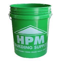 プラスチックバケツ HPM Building Supply -限定品-