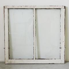 アンティークガラスウィンドウ GWR-A14 W767×H734×T30