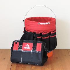 ツールバッグ&バケツ・ツールオーガナイザー3点セット -限定品-