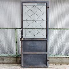 アンティークガラスドア(鉄扉) GDR-C 2 W779×H1917×T24