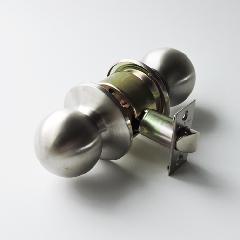 ドアノブ(空錠)ステンレスヘアライン -限定品-