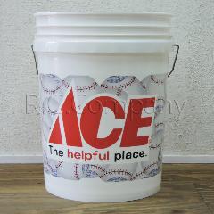 プラスチックバケツ ACE BaseBall -限定品-