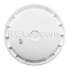 プラスチックバケツ(蓋)ホワイト A