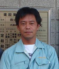 へーベルハウス工事部 橋本 寅男