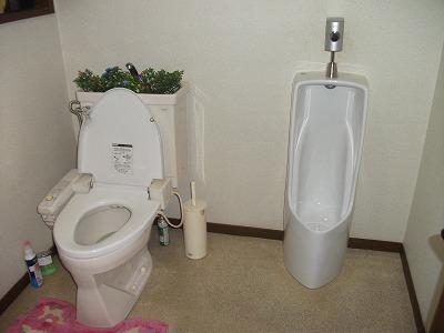 【1Fトイレ】施工後