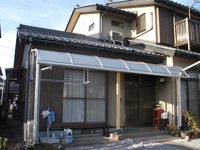 住宅リフォーム〜外構〜