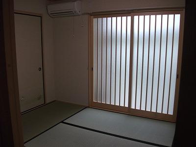 1Fリビング横和室(6畳)
