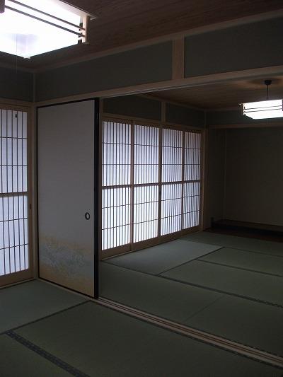 1F和室(8畳+6畳)