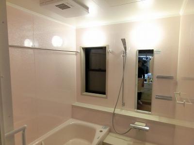 オール電化・浴室廻りリフォーム (M様邸)