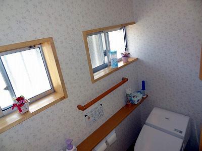 【トイレ】工事完了