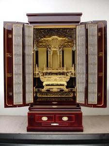 最高級漆器輪島塗仏壇