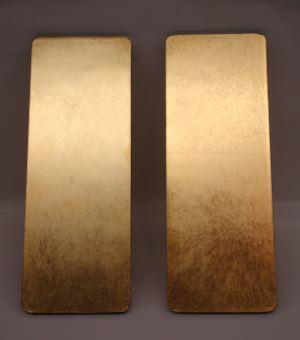 断ち切り金箔と縁付金箔