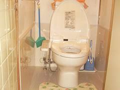 和式トイレから洋式トイレへのリフォーム