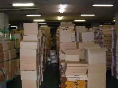 千代田区の某大学より廃棄焼却書類を処理しました。