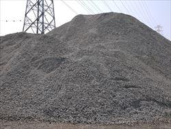 がれき類のリサイクル方法(再生砕石の製造工程)