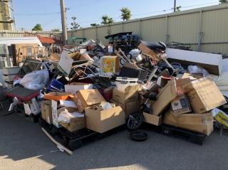 廃棄物の場合