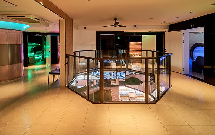 日焼けサロン 大阪の全室鍵付き個室の日焼けサロン