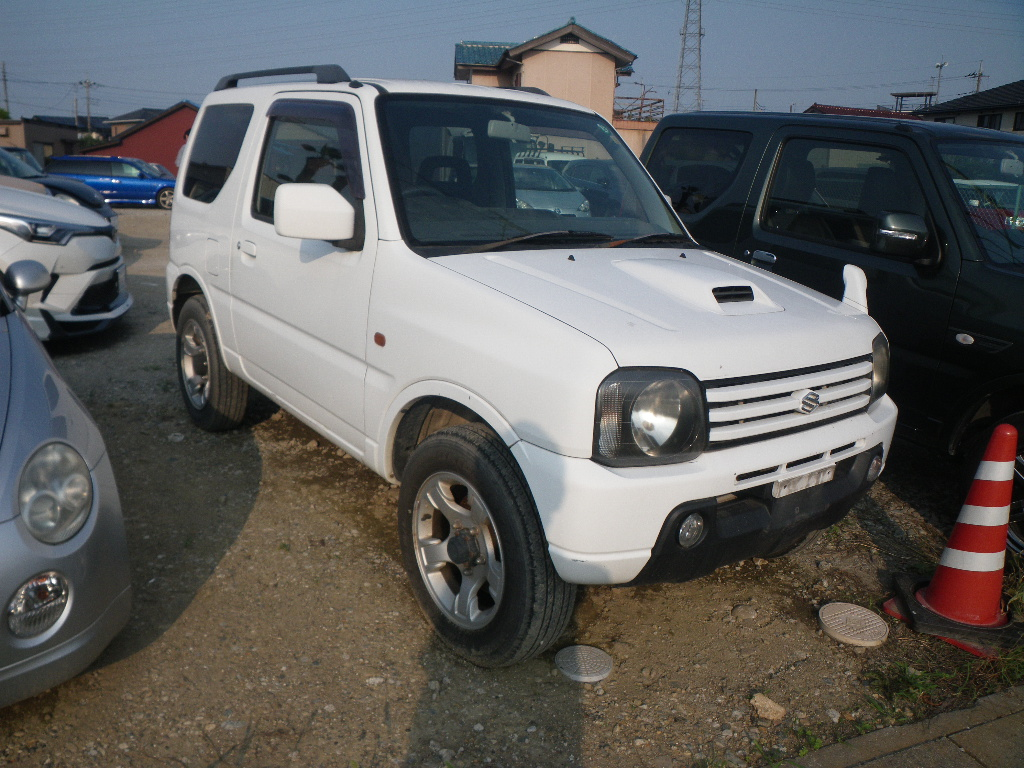 H15 ジムニー XCターボ 4WD 5M/T